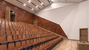 رندر سالن آمفی تئاتر کلاس درس A7AI5301