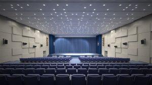 رندر سینما آمفی تئاتر سالن اجتماعات A7AI5305