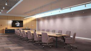 رندر اتاق جلسات اتاق کنفرانس A7AI5313