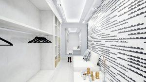 دانلود رندر ویلا خانه کامل مدرن کمد لباس ZA6AE2901