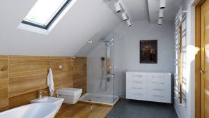 دانلود رندر ویلا کامل خانه کامل مدرن حمام دستشویی مدرن وان دوش ZA6AE3101