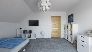 دانلود رندر ویلا کامل خانه کامل مدرن اتاق خواب میز کار کف موکت لوستر مدرن کتابخانه ZA6AE3101