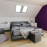 دانلود رندر ویلا کامل خانه کامل مدرن اتاق خواب آباژور زیر شیروانی ZA6AE3101