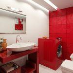 دانلود رندر ویلا کامل خانه کامل مدرن دستشویی روشویی مدرن ZA6AE3101
