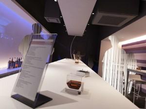صحنه کافی شاپ رستوران مدرن کوچک مدل آماده رندر | A7AI1110