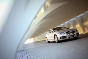 صحنه استودیوی تبلیغاتی فضای عمومی اتوبان ماشین آئودی مدل آماده رندر | A7AI2003