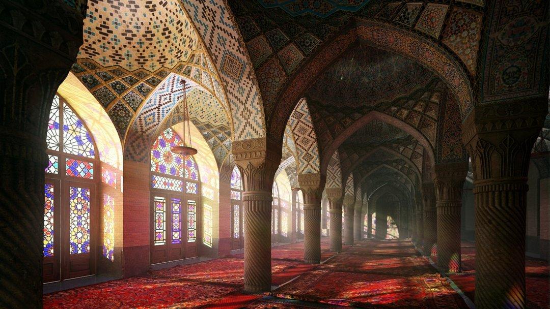 دانلود رندر مسجد