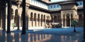 دانلود رندر بنا ساختمان معماری شرقی عربی آثار باستانی مدل آماده رندر تری دی مکس وی ری | A7AI3109