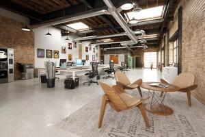 دانلود رندر آتلیه طراحی آفیس طراحی دفترکار طراحی میز طراحی مدرن مدل آماده رندر تری دی مکس وی ری | A7AI3308