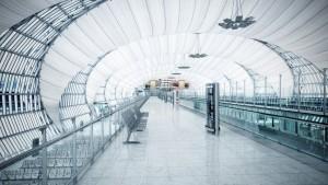دانلود رندر فرودگاه ایستگاه قطار مترو سالن انتظار مدل آماده رندر تری دی مکس وی ری | A7AI3804