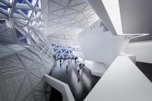 دانلود رندر ایستگاه قطار فرودگاه مترو سالن انتظار مدل آماده رندر تری دی مکس وی ری | A7AI3805