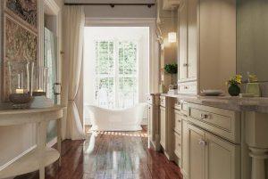 دانلود رندر حمام دستشویی کلاسیک چوب مدل آماده رندر تری دی مکس وی ری | A7AI3902