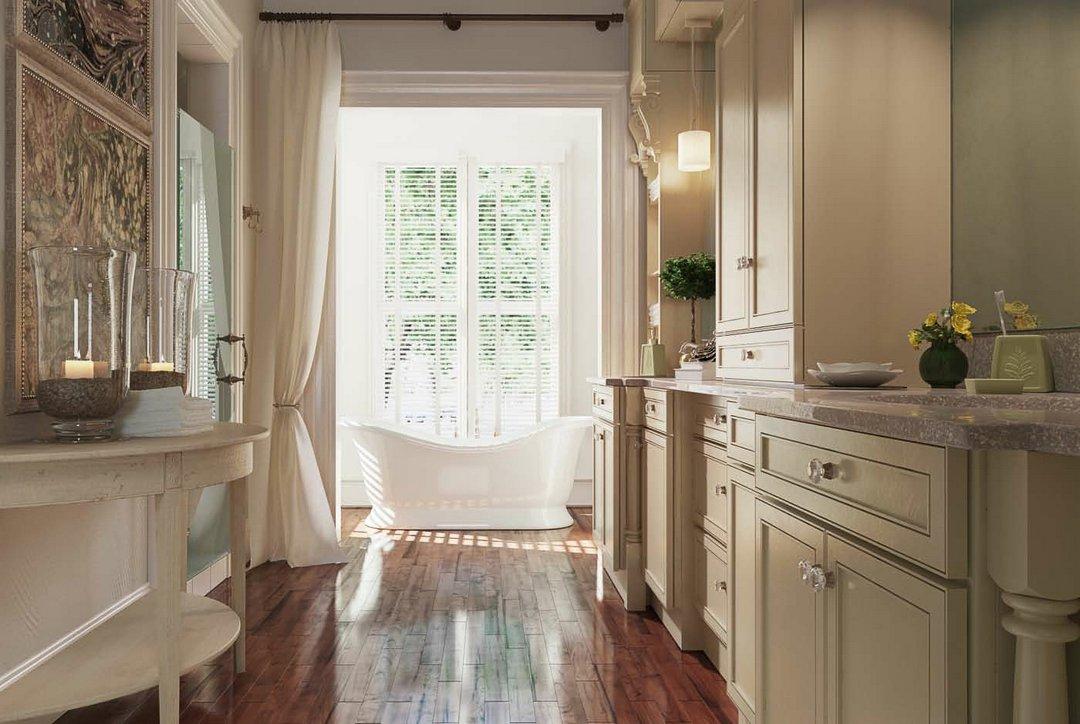 دانلود رندر حمام دستشویی کلاسیک