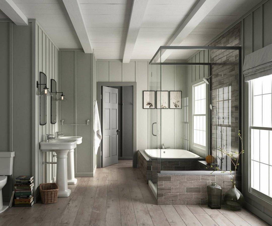 دانلود رندر دستشویی کلاسیک