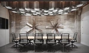 دانلود رندر آفیس اتاق جلسه مدرن مینیمال دکوراسیون مینیمال مدل آماده رندر تری دی مکس وی ری | A7AI4014