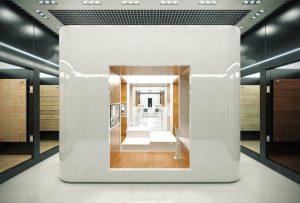دانلود رندر نمایشگاه شوروم گالری مدل آماده رندر تری دی مکس وی ری | A7AI4104
