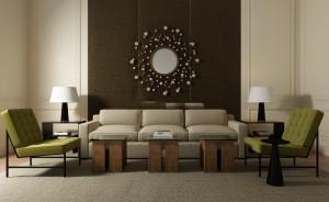 دانلود رندر اتاق نشیمن لوکس مدرن لاکچری مینیمال اتاق نشیمن لوکس اتاق خواب مدرن سه رندر مجزا مدل آماده رندر | A6Bin0114