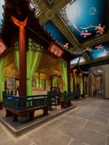 دانلود رندر رستوران چینی مدل آماده رندر | A6Cinsa0508