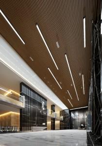 دانلود رندر لابی هتل کف کاشی سرامیک مدل آماده رندر | A6Cinsa0510