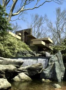 صحنه رودخانه طبیعت لندسکیپ درخت سنگ مدل آماده رندر | ZA6AE0310