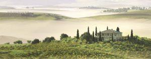 دانلود رندر ویلا نما منظره جنگل ابر ویلا دوبلکس مدل آماده رندر تری دی مکس وی ری | ZA6AE2104